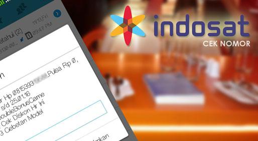 5 Cara Cek Nomor Indosat Ooredoo, IM3 dan Mentari dengan Cepat