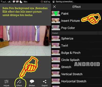 Tutorial Edit Levitasi di Android
