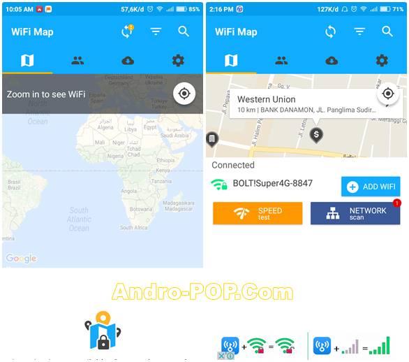 Ampuh! 2 Aplikasi Pembobol Password WiFi Tanpa Root di Android