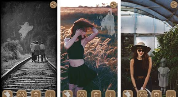 Download 3 Aplikasi Edit Foto Hantu APK Gratis di Android