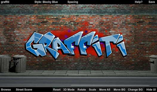 The Graffiti App