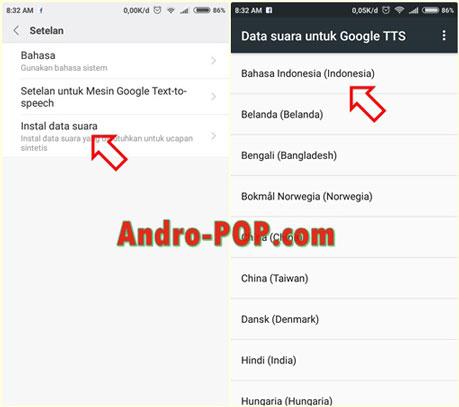 Google TTS