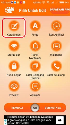 Tutorial Pasang Tema Pihak Ketiga mtz di Xiaomi