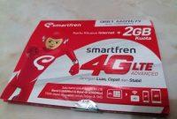 kartu khusus internet 4G smartfren