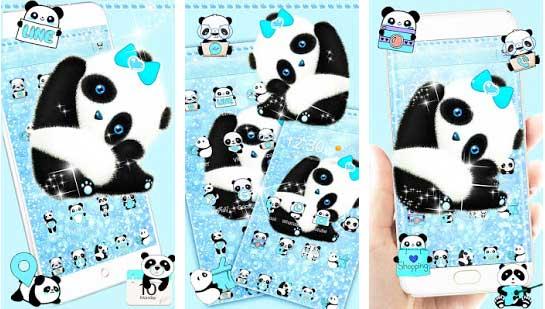 Imut Panda Tema Cute Panda