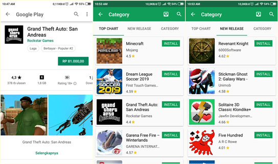 Play Store Pro Android Critic