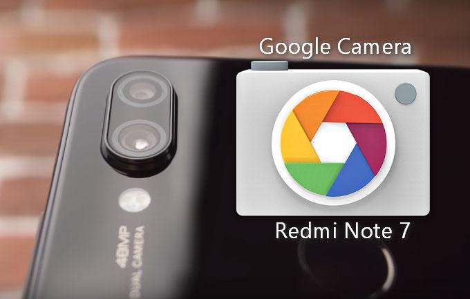 Cara Install GCam di Redmi Note 7 Tanpa Root dan UBL (Google Camera)