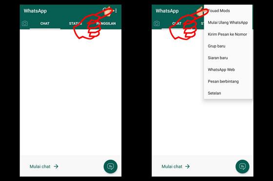 Cara Melihat Status WhatsApp yang Sudah Dihapus
